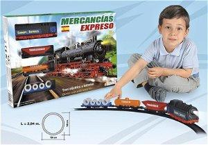 Pequetren MERCHANDISES TRAIN EXPRESO - nákladní vlak
