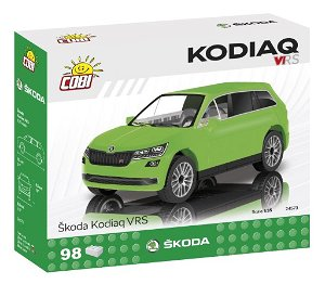 Cobi Škoda Kodiaq VRS, 1:35, 98 kostek