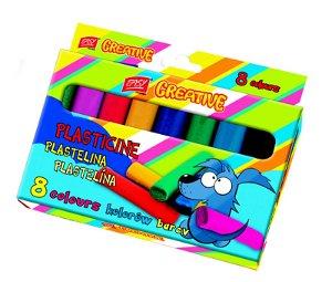 Easy Creative plastelina 8 barev