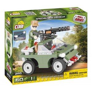 Cobi 2155 Small Army Vojenské vozidlo pěchoty, 60 kostek