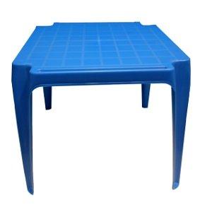 Ipea Dětský plastový stoleček, Modrý