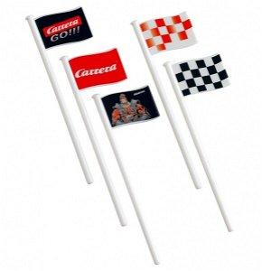 Carrera GO/GO+/D143 - 61650 Vlajky (10ks)