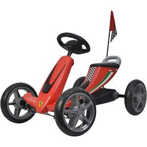 Buddy Toys BPT 2001 Ferrari Go Kart, Šlapací kára