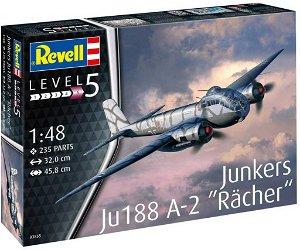 Revell 03855 ModelKit letadlo Junkers Ju188 A-1 Rächer 1:48