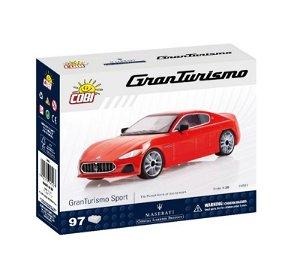 Cobi 24561 Maserati Gran Turismo 1:35, 97 kostek