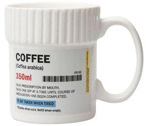 Hrnek na předpis, Káva