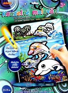 Aqua Doodle - Kouzelné malování vodou Delfíni