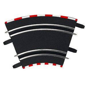 Carrera GO D143 - 61612 Klopené zatáčky 1/45 (4ks)