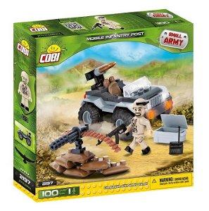 Cobi 2197 Small Army Mobilní odpalovač, 100 kostek