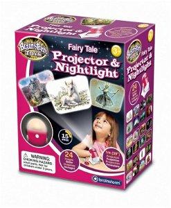 Brainstorm Pohádkový projektor a noční světlo