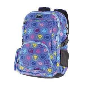 Easy školní batoh Circles 46 x 35 x 18 cm
