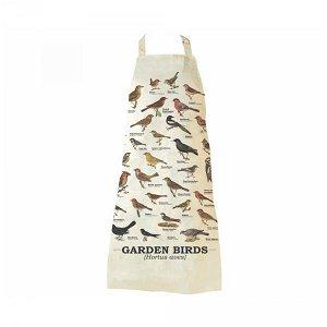 GiftRepublic Kuchyňská zástěra s ptáky