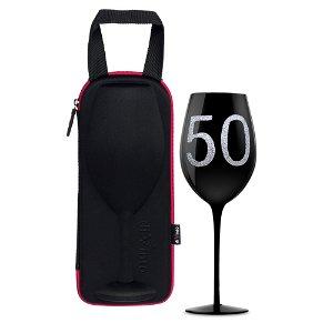 diVinto Slavnostní obří sklenice na víno 870 ml., 50 let
