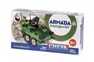 Cheva 51 Transporter, 253 kostek