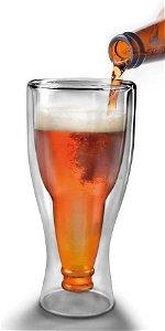 Sklenice ve tvaru piva, 350 ml