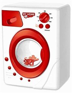 Teddies Dětská pračka se zvukem na baterie, 19 cm