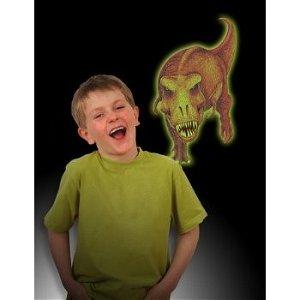 Glow 3D Dinosaurus T-REX