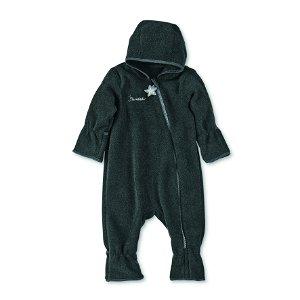 Sterntaler overal fleece tmavě šedý 5501800