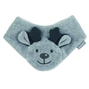Sterntaler šátek na krk zimní microfleece sob 4102082