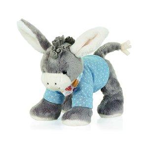 Sterntaler hračka malá oslík Emmi modrý 20cm 3002000