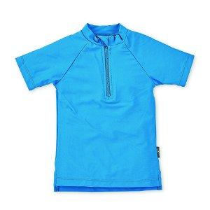 Sterntaler plavky tričko krátký rukáv PURE UV 50+ modré 2502060