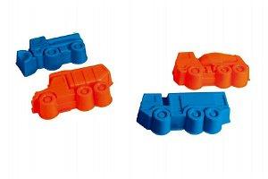 DINO Toys Set hraček na písek Tatra formičky 4 ks