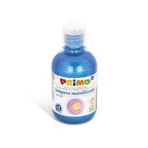 PRIMO METALLIC Temperová barva - 300 ml - modrá