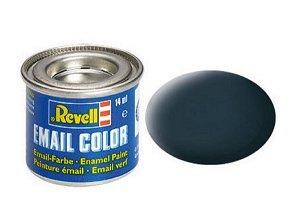 Revell Barva emailová matná - Žulově šedá (Granite grey) - č. 69