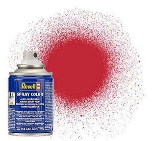 Revell barva ve spreji matná karmínová #36
