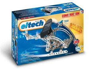 Eitech Stavebnice Solar Powered set - C72 Solar Powered Aircraft + Helicopter