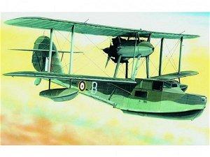 Směr Supermarine Walrus Mk.2 slepovací stavebnice letadlo 1:48