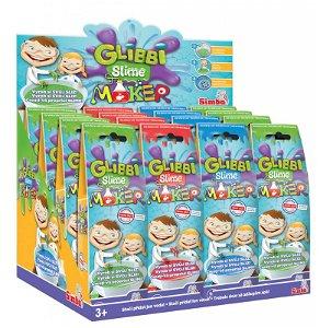 Simba Glibbi Slime Maker DP16 zelený