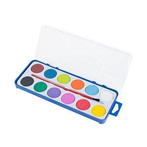 Easy WaterColours vodové barvy - 12 barev