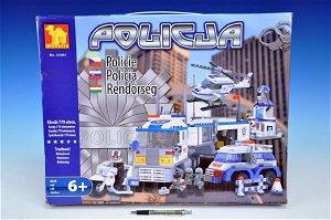 Dromader 23001 Policie Auto Vrtulník Stanice 779 ks