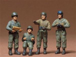 Tamiya 35004 U.S. Army Tank Crew 1:35
