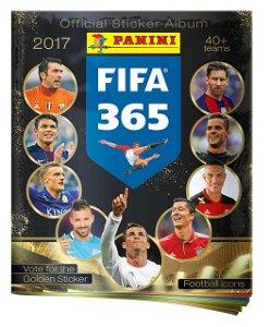 Panini FIFA 365 2016/2017 - album - Výprodej
