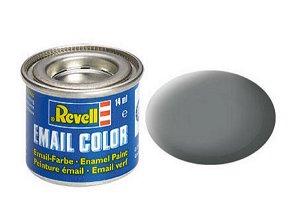 Revell Barva emailová matná - Myší šedá (Mouse grey) - č. 47