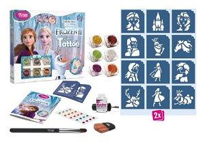 TyToo Glitter Tattoo - Disney Frozen II - Maxi balení