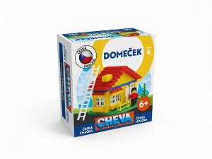 Cheva Stavebnice Cheva 6 - Domeček
