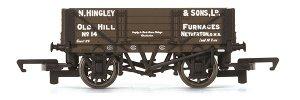 HORNBY Vagón nákladní R6745 4 Plank Wagon 'Hingley & Sons Ltd'