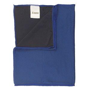 Yate Chladící ručník 30 x 100 cm - barva modrá