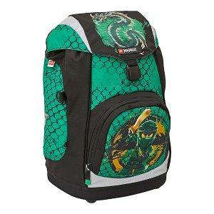 LEGO Bags Ninjago Green Nielsen - školní batoh
