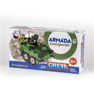 Cheva Stavebnice Cheva 51 - Transportér
