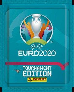 PANINI Samolepky EURO 2020 Tournament Edition