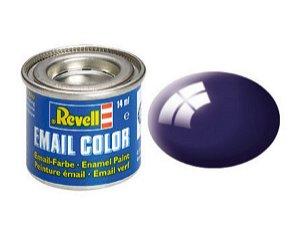 Revell emailová 32154: lesklá noční modrá night blue gloss