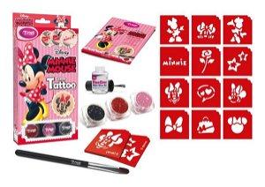 TyToo Glitter Tattoo - Disney Minnie Mouse