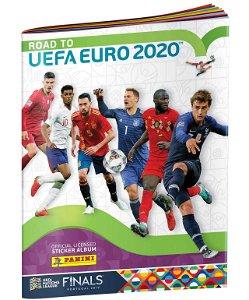 Panini ROAD TO EURO 2020 - servis