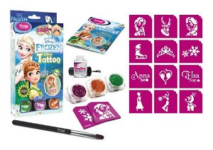 TyToo Glitter Tattoo - Disney Frozen Fever