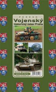 MIČÁNEK Rodinná hra Pexeso: Vojenský historický ústav Praha