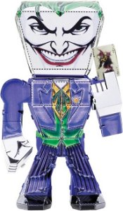 METAL EARTH 3D puzzle Justice League: Joker figurka